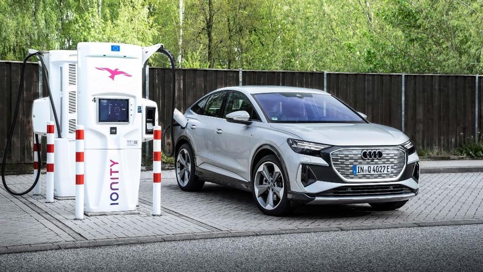 Audi - fin de los motores de combustión - 2026 - Audi solo hara electricos - 2033
