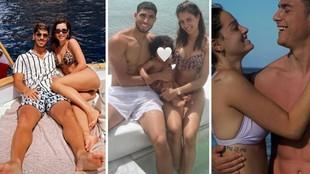 Acharf e Hiba Abouk, amor del bueno: así son sus vacaciones
