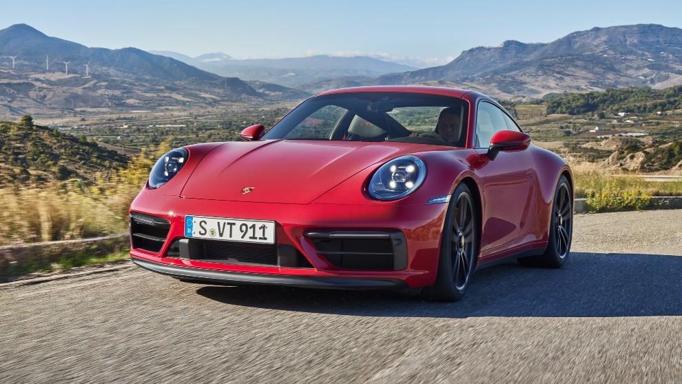 Porsche - 911 Carrera GTS - 480 CV - coches deportivos