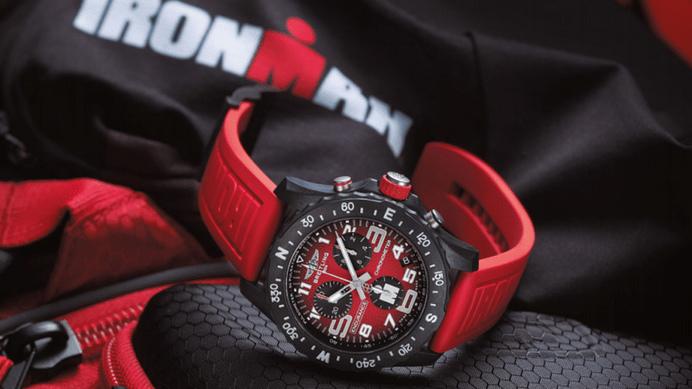 Ironman y Breitling se asocian y lanzan el reloj Endurance Pro Ironman