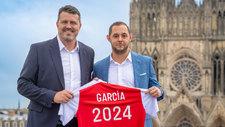 Oscar García, presentado como nuevo entrenador del Reims