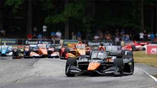 Pato O'Ward puede ser campeón de la IndyCar.