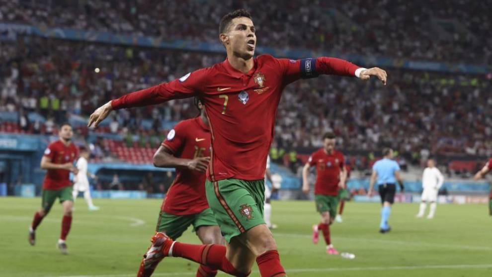Cristiano y Benzema se reparten los goles... y los octavos