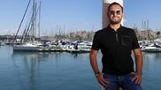 José Bordalás posa para MARCA en un reportaje en Alicante.