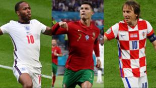 Inglaterra vs Alemania, acapara los octavos de final