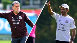 Martino y Lozano ya tienen listas sus convocatorias para este verano