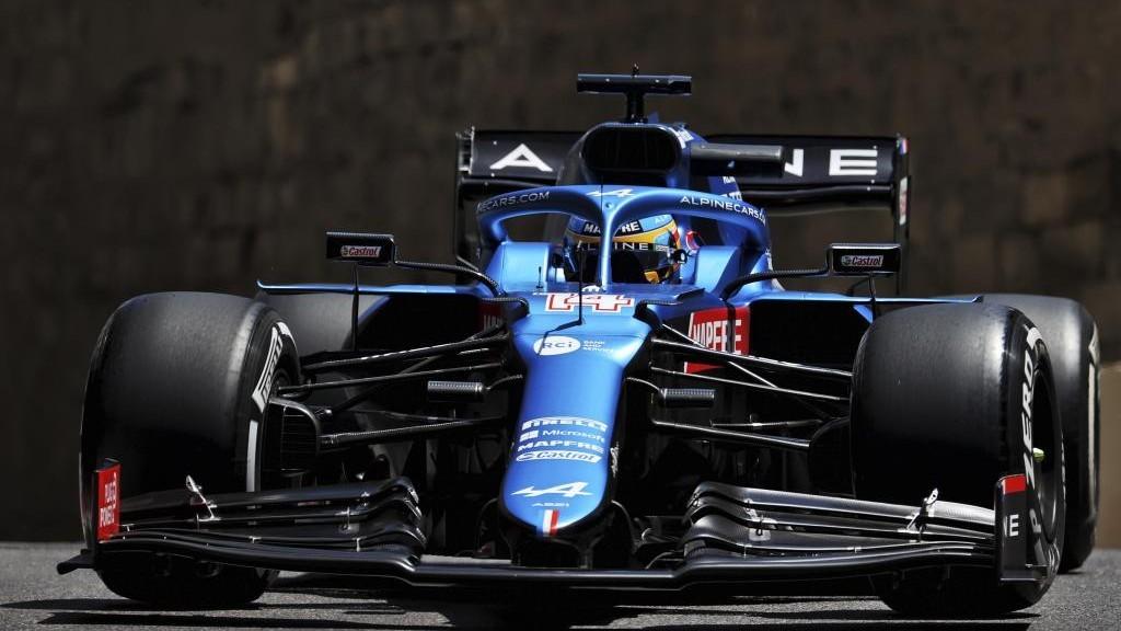 Alonso acaba sexto los Libres 1