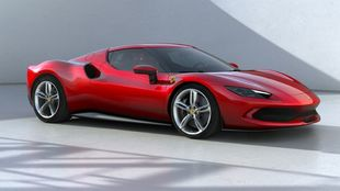 Ferrari 296 GTB - seis cilindros - híbrido enchufable - 830 CV -...