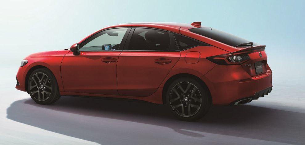 Honda Civic - Honda Civic 2022 - 11ª generación - coches compactos