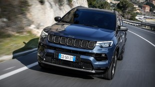 Jeep Compass 4xe - plug in hybrid - hibrido enchufable - SUV -...
