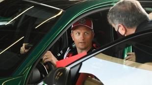 Kimi Raikkonen - Alfa Romeo Giulia GTA - Alfa Romeo Giulia GTAm -...