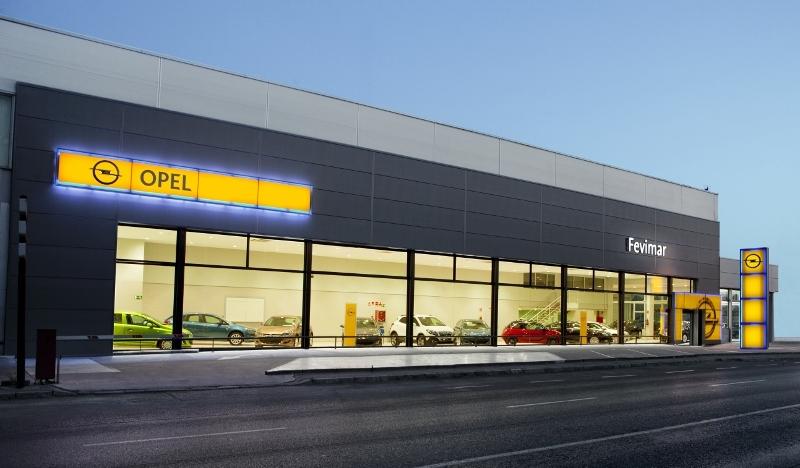 Concesionario Opel Jerez - Stellantis