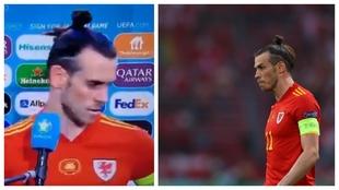 El revelador gesto de Bale cuando le preguntaron si era su último partido con Gales