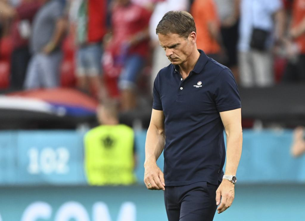 "Eurocopa 2021: Frank de Boer: ""En un minuto todo cambió""   Marca"