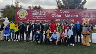 La tercera edición de la Copa Qatar-México fue un éxito.