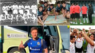 La Real Sociedad B y otros filiales que han hecho historia en LaLiga