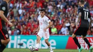 Pedri España Eurocopa