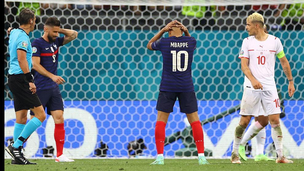 ¡¡Sommer para el penalti a Mbappé... y Suiza será el rival de España!!