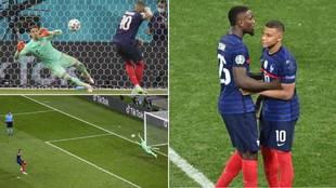 Así fue la tanda... y el fallo que va a perseguir a Mbappé: cayó en la trampa de Sommer