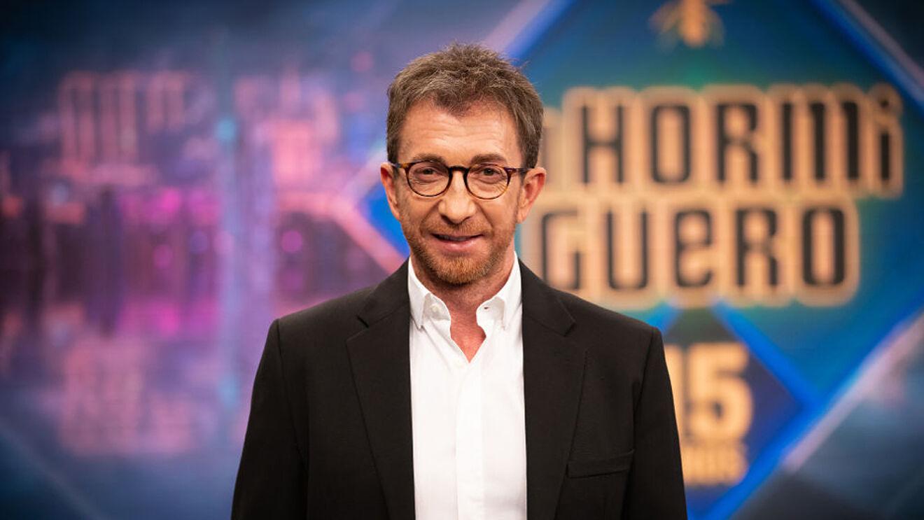Pablo Motos, presentador de 'El hormiguero' /