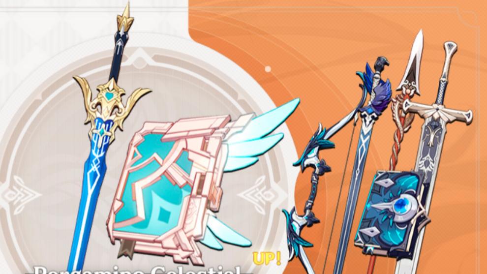 """Gachapón """"Encarnación Divina"""" de Genshin Impact"""