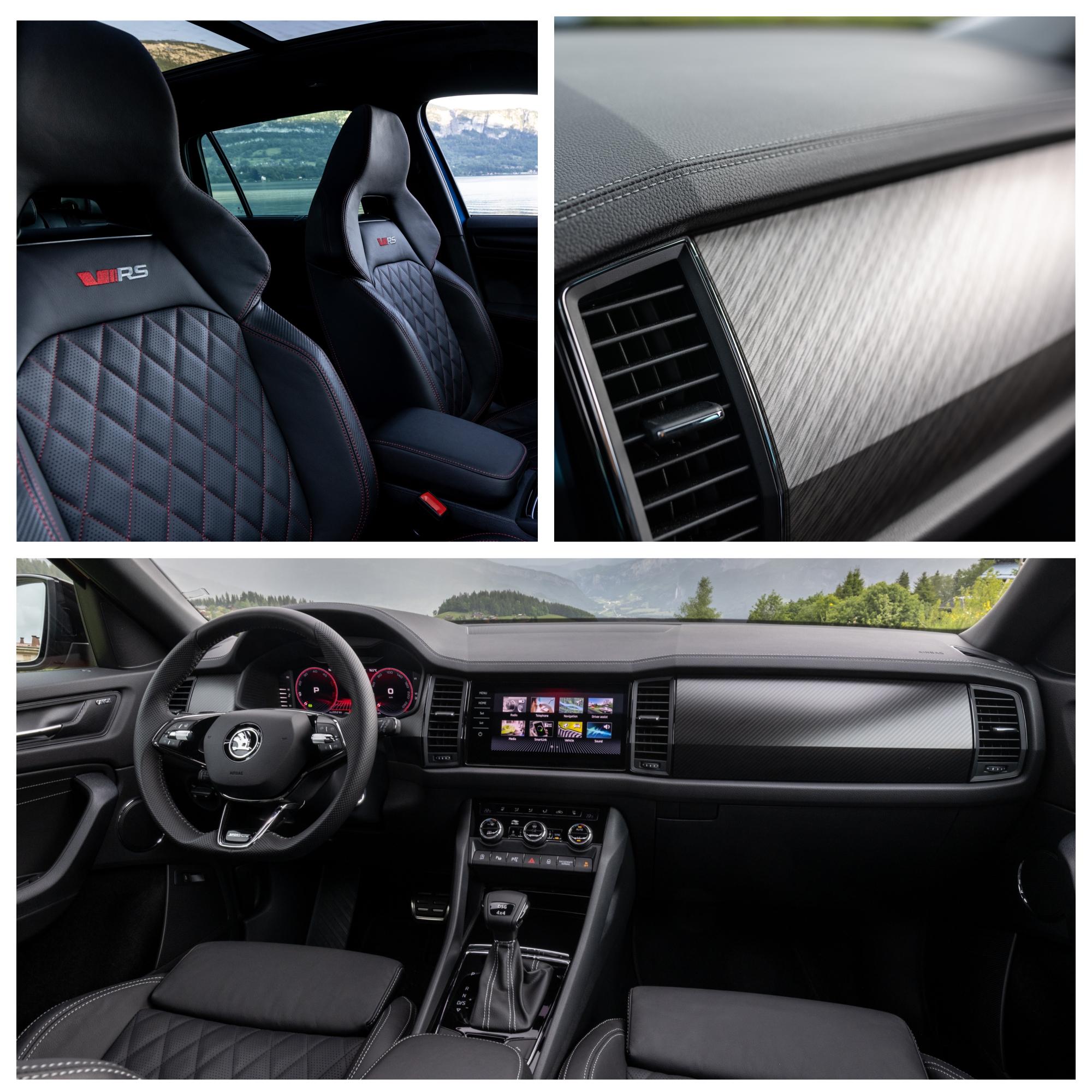 Skoda Kodiaq 2021 - restyling - SUV - Kodiaq RS