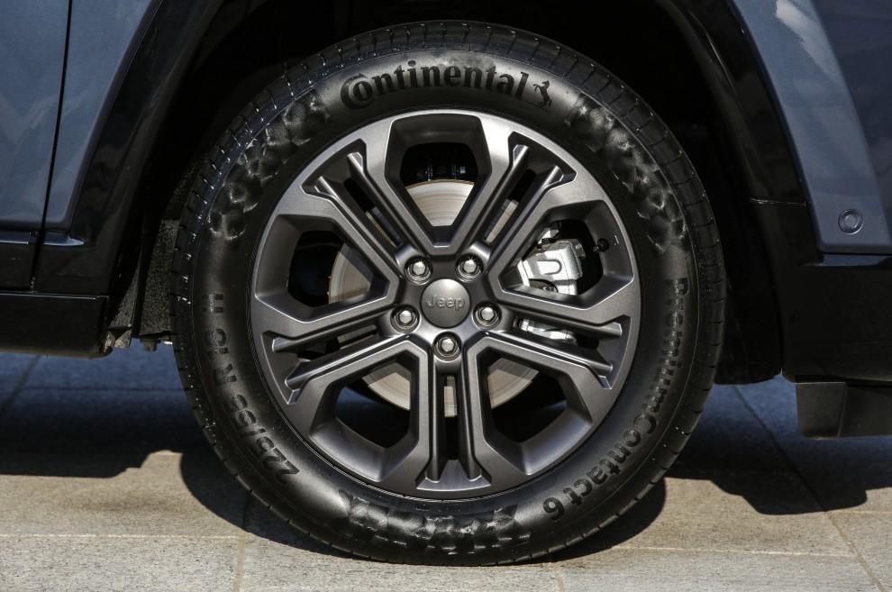 Prueba Jeep Compass 4xe - híbrido - SUV - todoterreno - plug-in - híbrido encufable