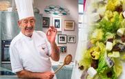 El huevo frito perfecto según la experiencia de Karlos Arguiñano