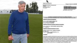 El Mundo: Hacienda exige al Real Madrid que embargue el sueldo de...