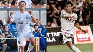 Chicharito y Vela, en el MLS All-Star
