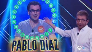 Pablo Diaz - Pablo Motos - Pasapalabra - El Hormiguero