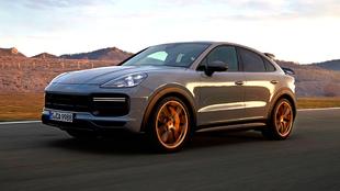 El nuevo Turbo GT sólo está disponible con la carrocería coupé.