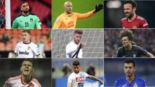 El club de los 'libres': 20 jugadorazos que cuestan 0 euros