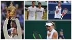 Wimbledon, en directo: el camino de Djokovic y el debut de Alcaraz, Carreño y Badosa