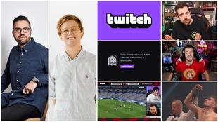 Damian Burns y Pontus Eskilsson hablaron para MARCA Gaming sobre...