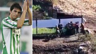 La agresión a Mark González a puñetazos y pedradas en mitad de un paseo por el campo