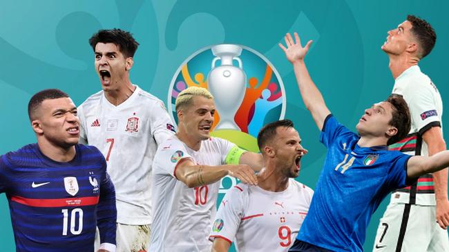 ¿Está siendo la mejor Eurocopa de la historia?