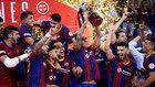 El Barça gana su quinta Liga en los penaltis
