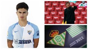 Juan Cruz (21), nuevo refuerzo para el filial del Betis.