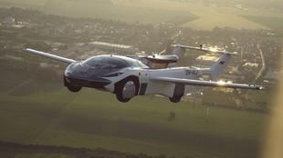 AirCar - coche volador - Bratislava - KleinVision - Nitra