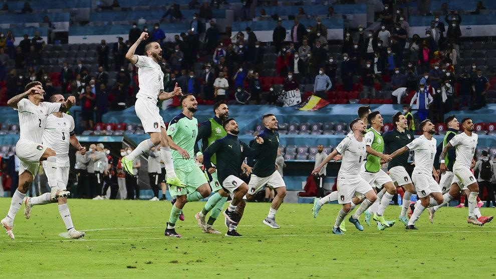 Ya tenemos rival en semifinales: ¡Italia!