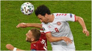 La Dinamarca más goleadora de la historia