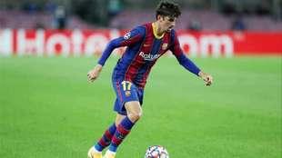 Trincao, prestado del Barcelona a los Wolves.