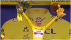 Así está la general del Tour de Francia