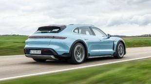 Porsche Taycan 4S Cross Turismo - prueba - eléctrico - SUV -...