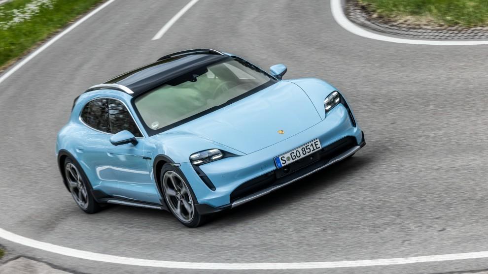 Porsche Taycan 4S Cross Turismo - prueba - eléctrico - SUV - deportivo - familiar