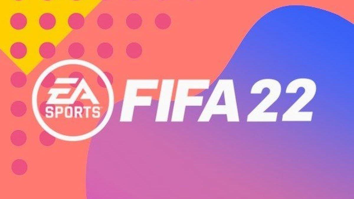 La posible imagen de portada de FIFA 22