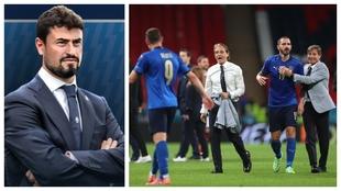 A la izquierda, Pep Clotet, nuevo entrenador de la SPAL. A la derecha,...