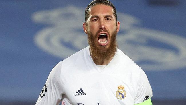 Cerrado: Ramos firmará con el PSG por dos temporadas