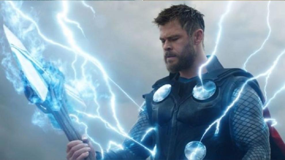 Chris Hemsworth, en el papel de Thor.